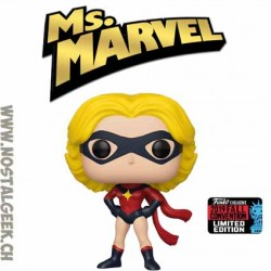 Funko Pop NYCC 2019 Marvel Captain Marvel (Mar-Vell) (First Appearance) Exclusive Vinyl Figure
