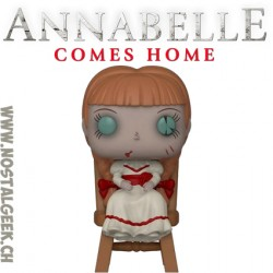 Funko Pop! Movies The Conjuring Bloody Annabelle Edition Limitée