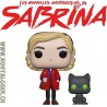 Funko Pop Television Sabrina Spellman and Salem