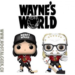Funko Pop Films Wayne's World Wayne Vinyl Figure