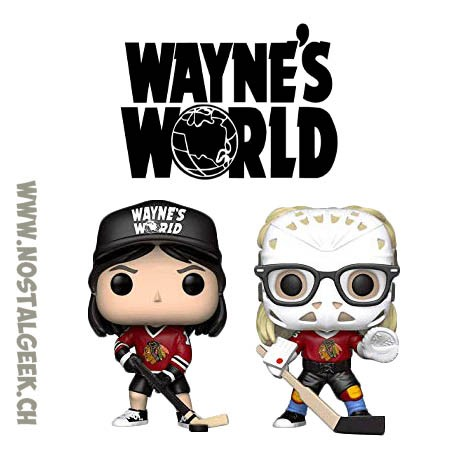 Funko Pop Films Wayne's World Wayne
