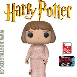 Funko Pop NYCC 2019 Harry Potter Filch & Mrs. Norris Edition Limitée