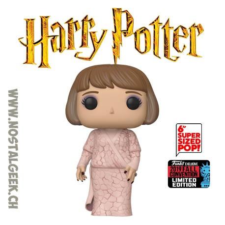 Funko Pop NYCC 2019 Harry Potter Filch & Mrs. Norris Exclusive Vinyl Figure