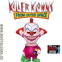 Funko Pop NYCC 2019 Killer Clown From Outer Space Slim Edition Limitée