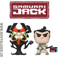 Funko Pop NYCC 2019 Aku & Samurai Jack (2-Pack) Edition Limitée