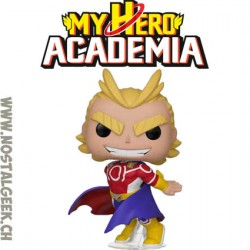 Funko Pop! Anime My Hero Academia Silver Age All Might Vinyl Figure