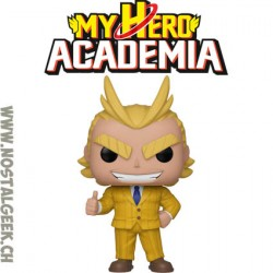 Funko Pop! Anime My Hero Academia Silver Age All Might