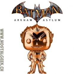Funko Pop Games Batman Arkham Asylum The Joker Orange Chrome Edition Limitée