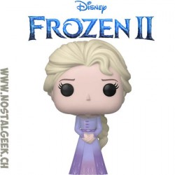 Funko Pop Disney Frozen 2 Elsa (Dark Sea) Edition Limitée