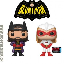 Funko Pop NYCC 2019 Movies Bluntman & Chronic (2-Pack) Exclusive Vinyl Figures