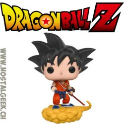 Funko Pop Dragon Ball Z Goku & Flying Nimbus Vinyl Figure