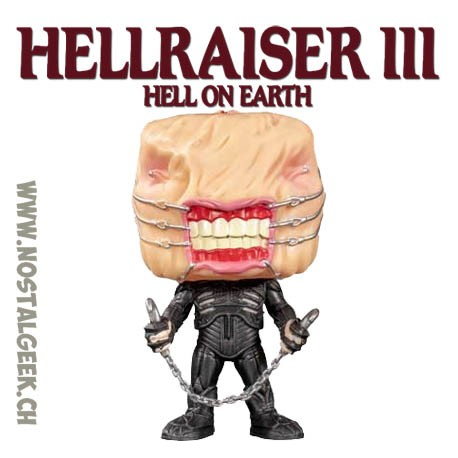 Funko Pop Movies Hellraiser 3 Chatterer Exclusive Vinyl Figure