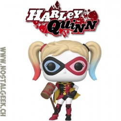 Funko Pop DC Harley Quinn as Robin Exclusive Vinyl Figure
