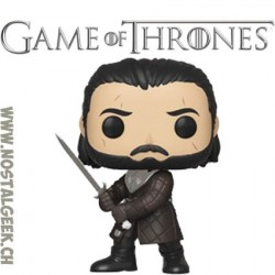 Funko Pop! TV Game of Thrones Jon Snow (Season 8)