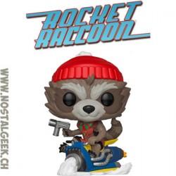 Funko Pop Marvel Thanos Holiday Rocket Raccoon