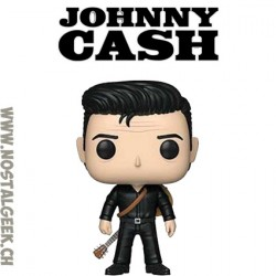 Funko Pop Rocks Johnny Cash Vinyl Figure