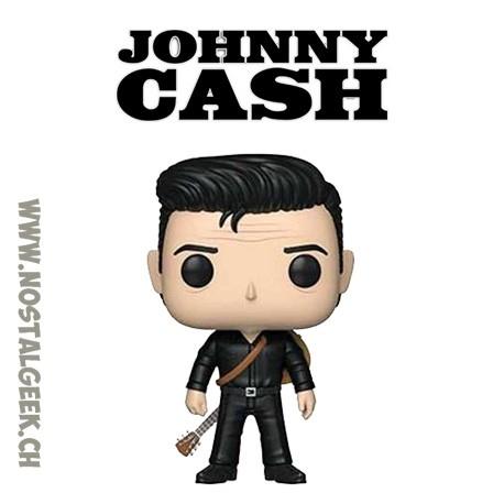 Funko Pop Rocks Johnny Cash Vinyl Figure