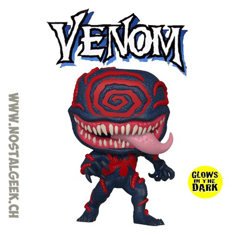 Funko Pop Marvel Venom Venomized Groot Vinyl Figure