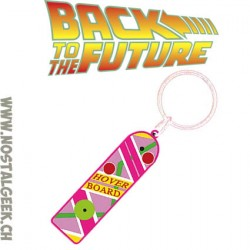 Back to the Future Hoverboard Keychain