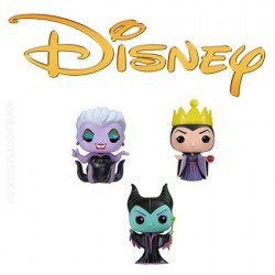 Funko Pop! Pocket Tins Disney Maleficent - Ursula - Evil Queen