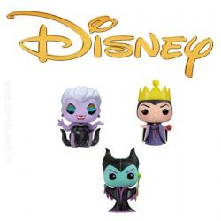 Funko Pop Pocket Tins Disney Maleficent - Ursula - Evil Queen