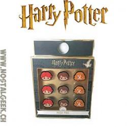 Harry Potter Lot de 9 punaises