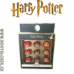 Harry Potter Set of 9 Push pins