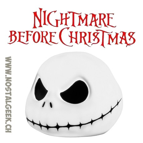 Tim Burton's Nightmare before Christmas Jack Skellington Light