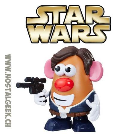 Mr Potato Head Star Wars Chewbacca