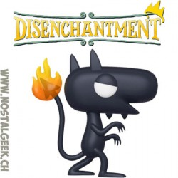 Funko Pop Animation Disenchantment Bean Vinyl Figure