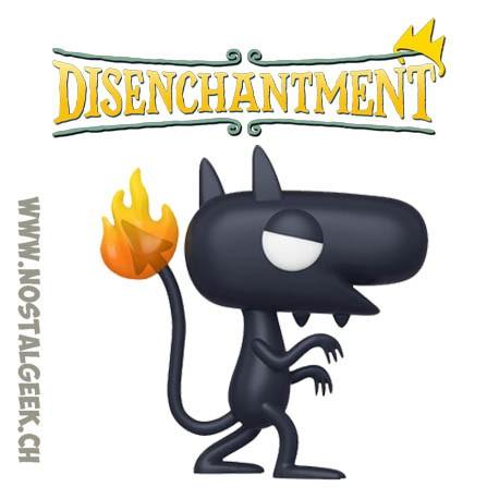 Funko Pop Animation Disenchantment Bean Vinyl Figure