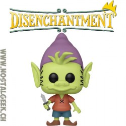 Funko Pop Animation Disenchantment Luci Vinyl Figure