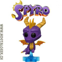 Funko Pop Games Spyro Vinyl Figure