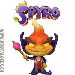 Funko Pop Games Ripto the Dragon Vinyl Figure