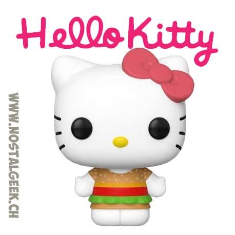 Funko Pop Sanrio Hello Kitty (Kawaii Burger Shop) Vinyl Figure