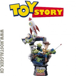 Disney Pixar D-Select Toy Story Diorama