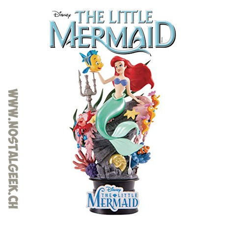 Disney D-Select Little Mermaid Diorama