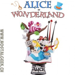 Disney D-Select Alice in Wonderland Diorama