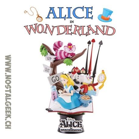 Disney D-Select Alice au pays des merveilles Diorama