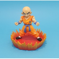 Dragon Ball Z Gashapon Krillin second hand Figure.