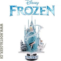 Disney D-Select La Reine des Neiges Diorama
