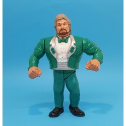 WWF Catch Million Dollar Man Ted Dibiase Figurine Articulée d'occasion (Loose)