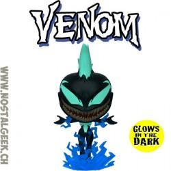 Funko Pop Marvel Venom Venomized Storm GITD Exclusive Vinyl Figure