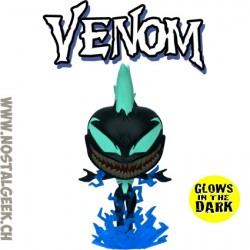 Funko Pop Marvel Venom Venomized Storm GITD Exclusive Vinyl Figure