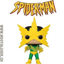Funko Pop Spider-man Electro (First Appearance) Exclusive