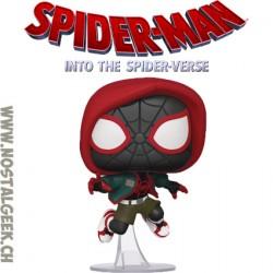 Funko Pop! Marvel Spider-Man Into the Spiderverse Miles Morales (Casual) Vinyl Figure