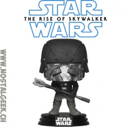 Funko Pop Star Wars Episode IX Knight of Ren (War Club) Edition Limitée