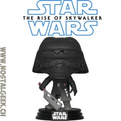 Funko Pop Star Wars Episode IX Knight of Ren (Heavy Blade) Edition Limitée