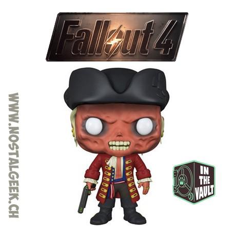 Funko Pop Games Fallout Hancock Vaulted Vinyl Figure