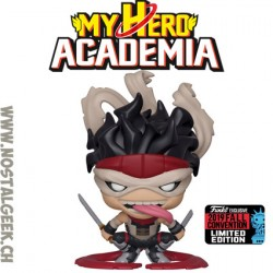 Funko Pop NYCC 2019 My Hero Academia Hero Killer Stain Edition Limitée